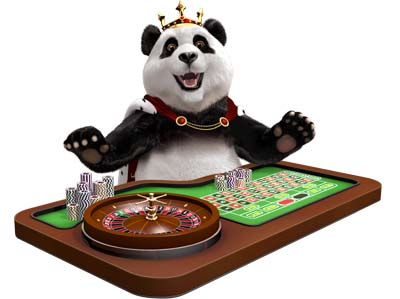 royal-panda-behind-roulette-table